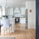 Classic White Kitchen Remodel with Coastal Accents | Newport Lane