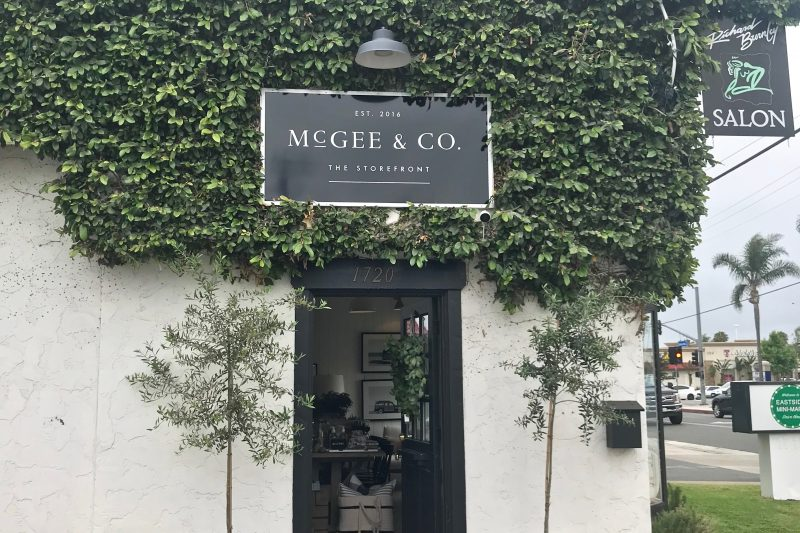 All about my visit to McGee & Co.