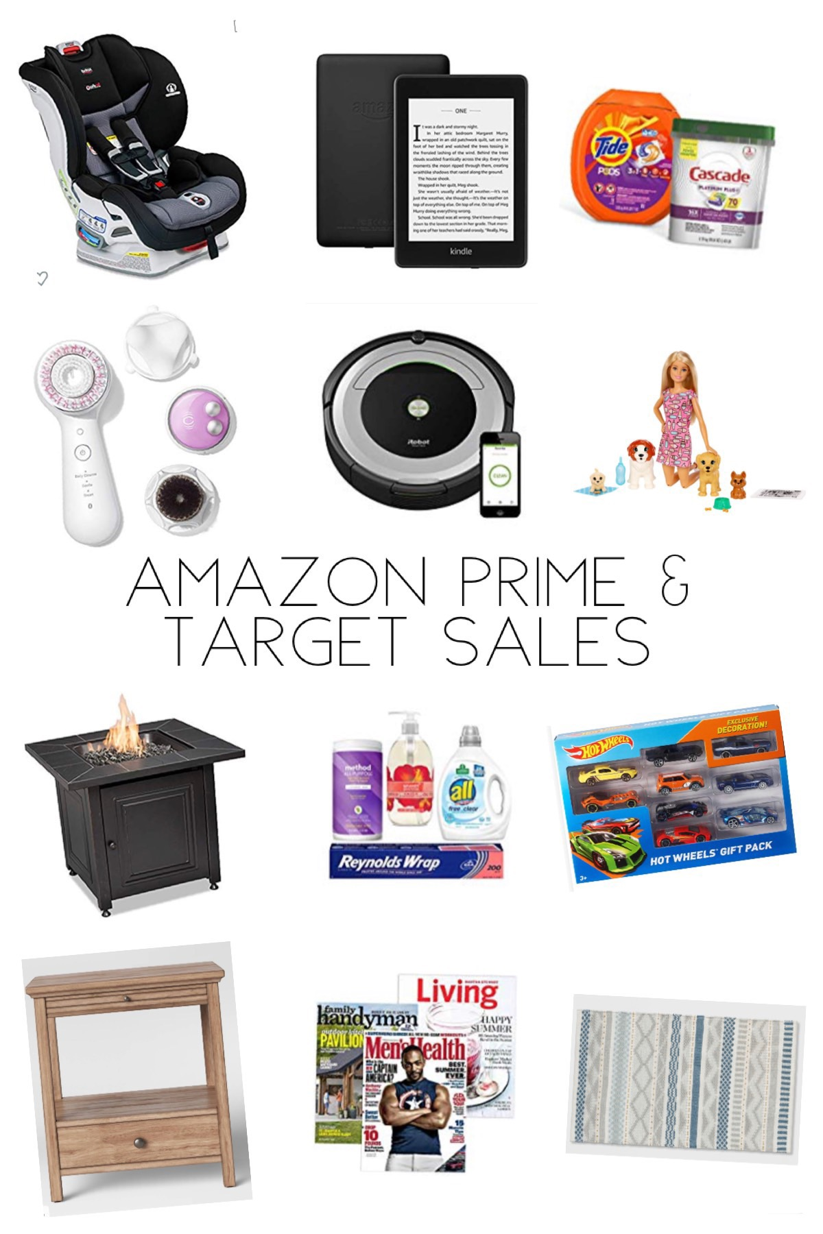 Best Amazon Prime & Target deals from Newport Lane Blog!
