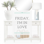 Friday, I'm in Love