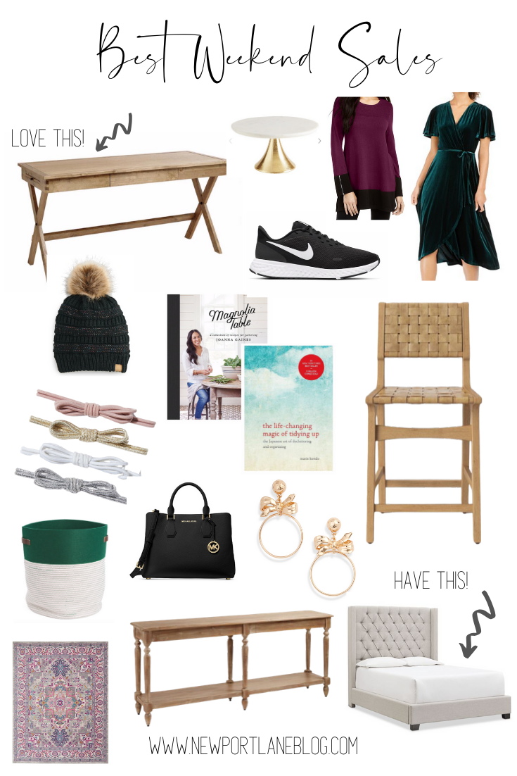 Your guide to the very best weekend sales! #clothes #apple #homedecor