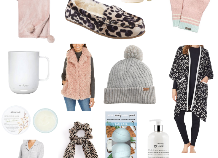 Gift Guide for Everything Cozy (aka what to buy for your favorite homebody!) #giftguide #cozy #homebody