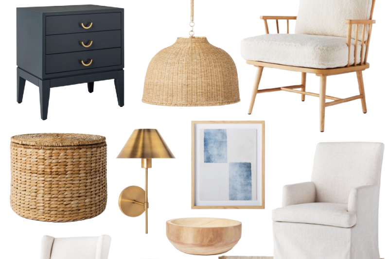 My favorite items from the new Studio McGee x Target fall collection! #target #studiomcgee