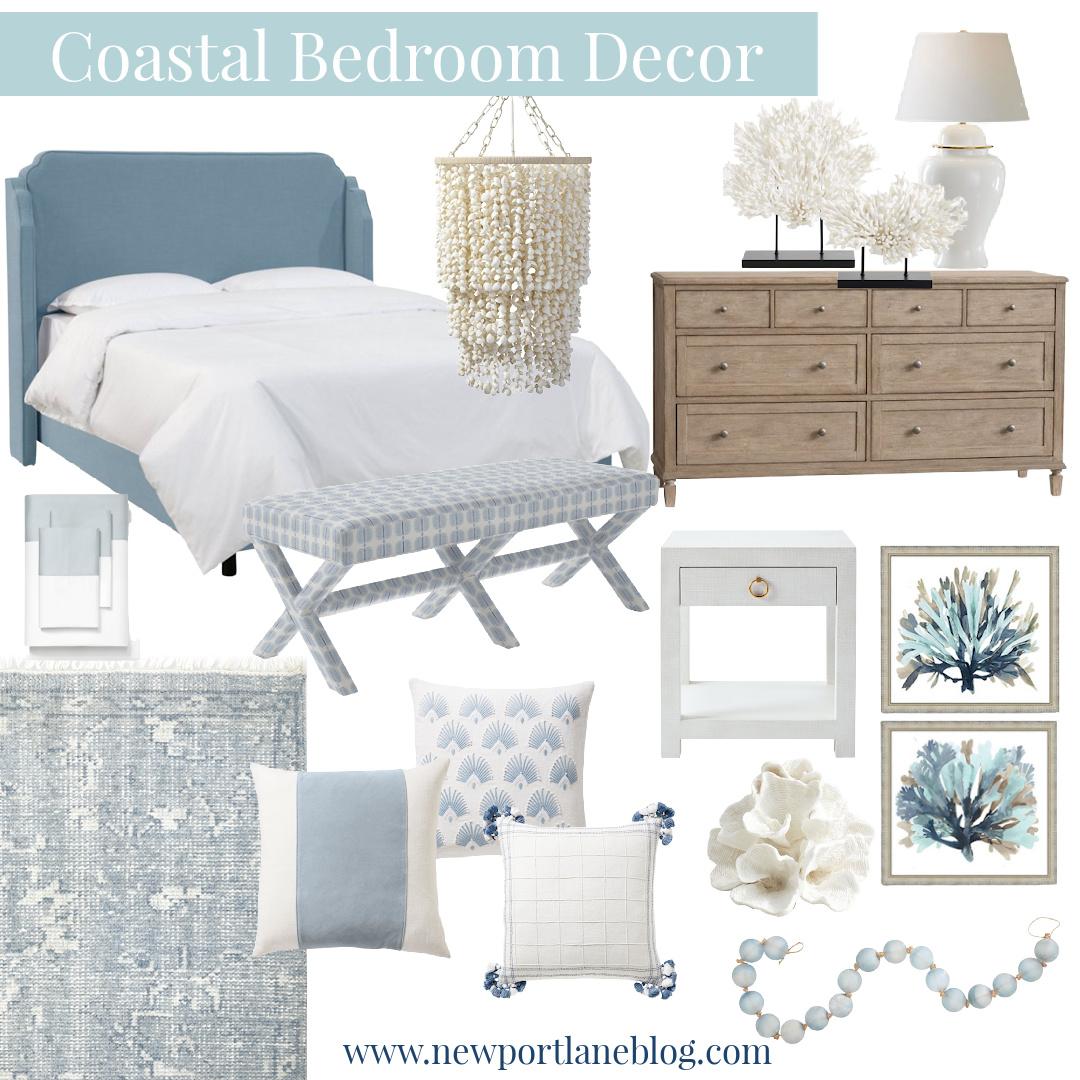 Coastal Bedroom Furniture - Coastal Bedroom Decorating Ideas - Coastal Bedroom Ideas - Coastal Bedroom Decor - Coastal Style Bedroom