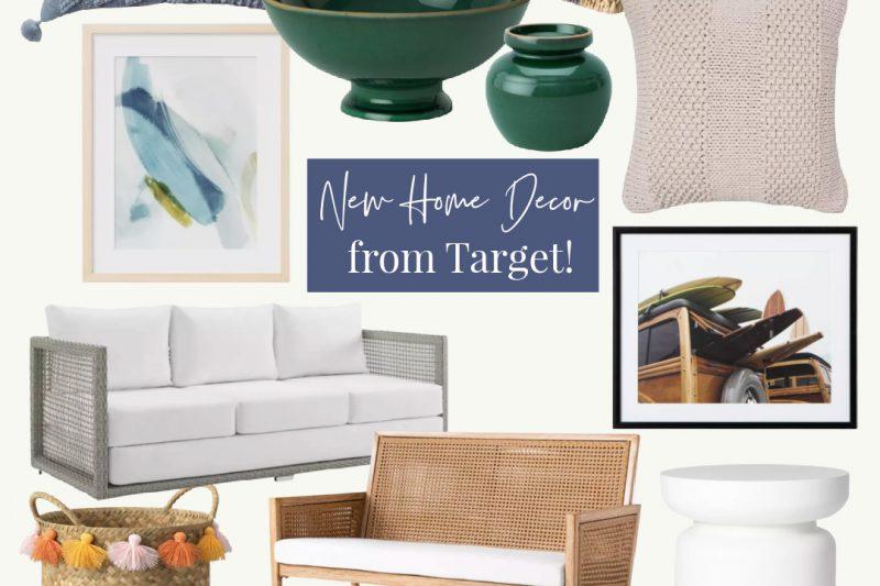 Target Home Decor - Hearth and Hand Magnolia Target - Studio McGee Target - New Home Decor from Target - Affordable Home Decor from Target