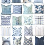 Blue and Green Pillow Covers – 20+ Options!