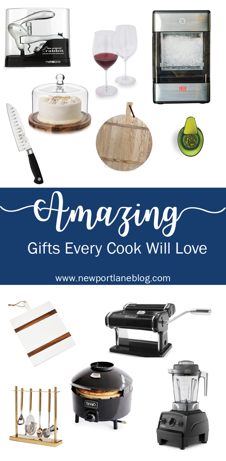 Gift Guide: Gifts Every Cook Will Love