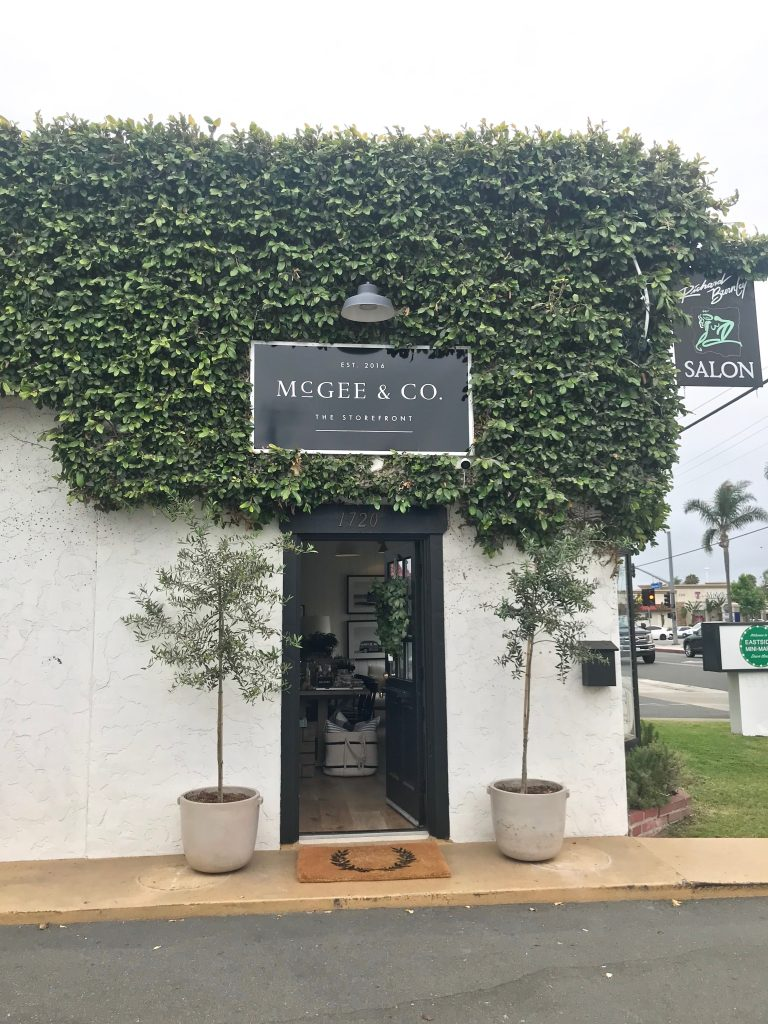 My Visit to McGee & Co.