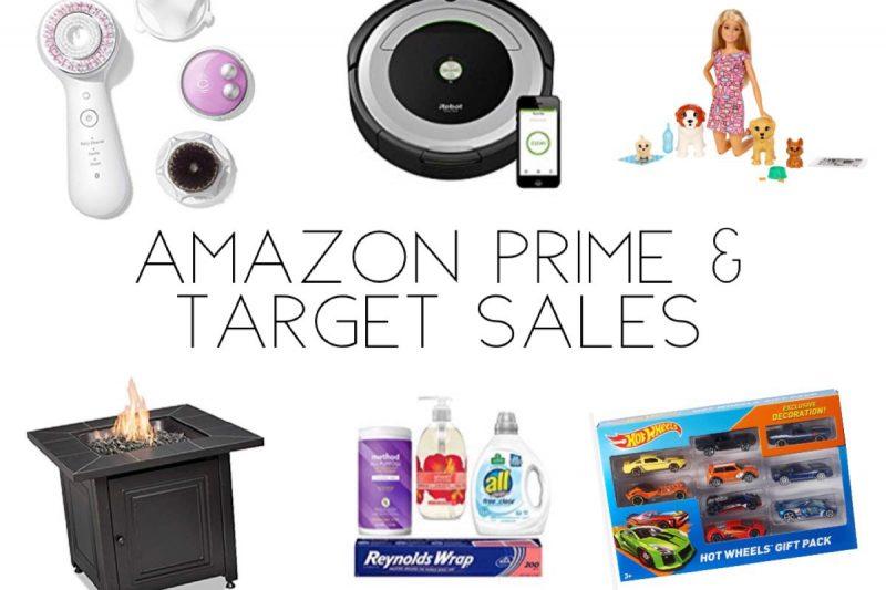 Best Amazon Prime & Target deals from Newport Lane Blog!
