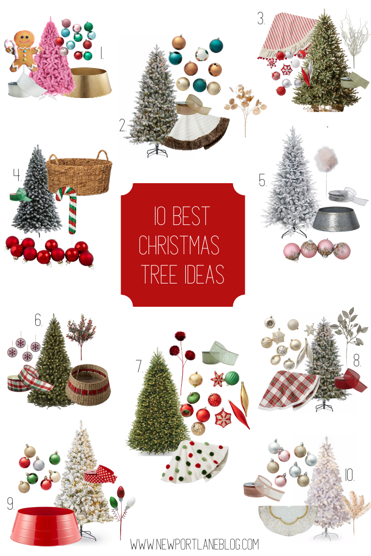 10 Best Christmas Tree Ideas for 2019