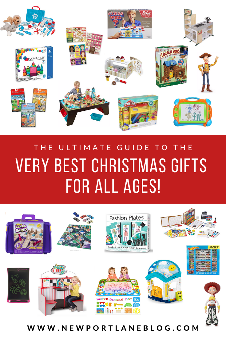 The Ultimate Guide to the Very Best Christmas Gifts for All Ages
