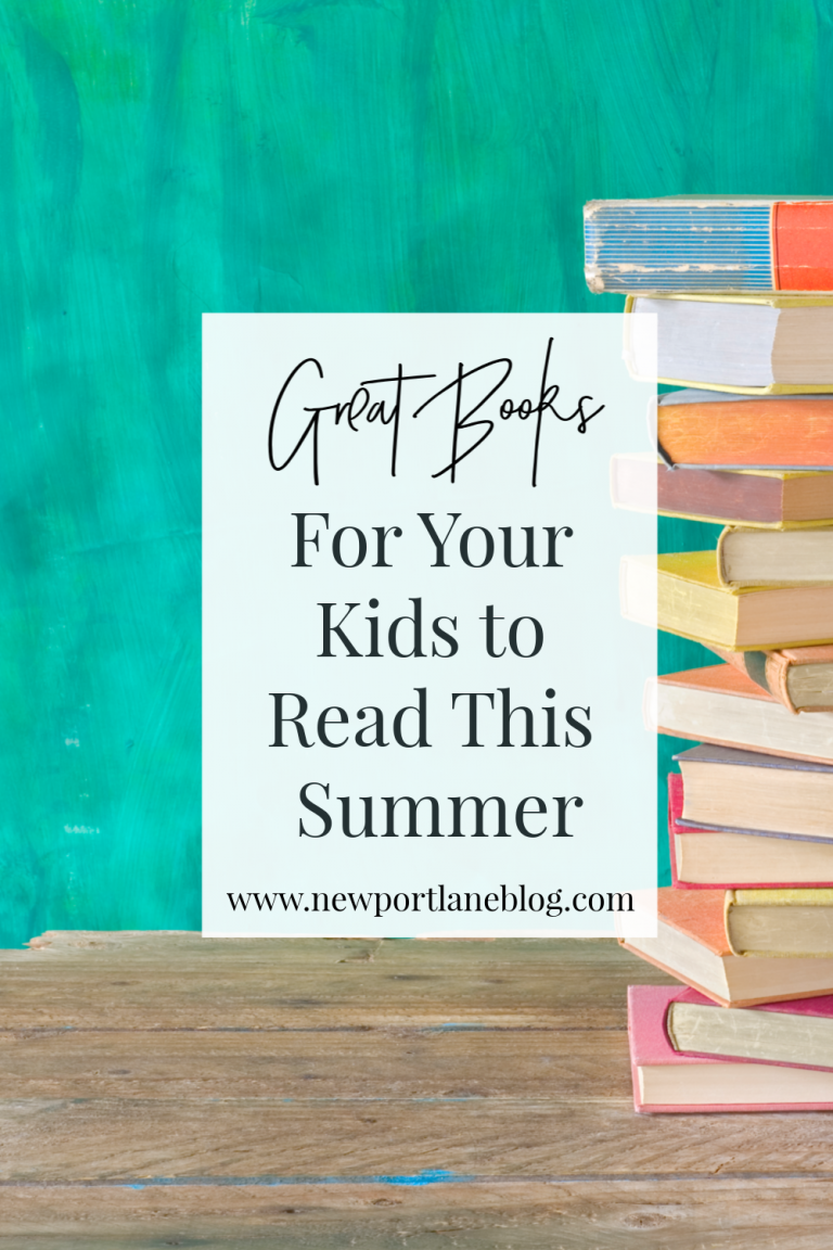 Great Books for Kids to Read This Summer