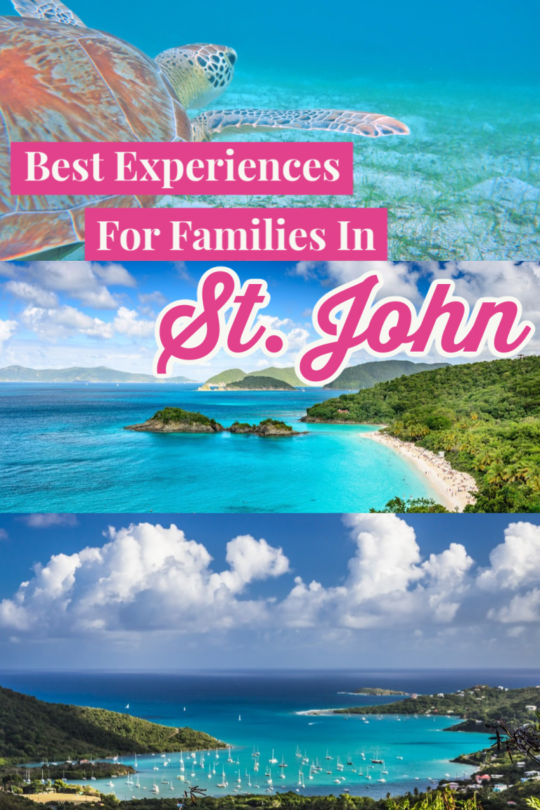 Best Experiences for Families in St. John, USVI