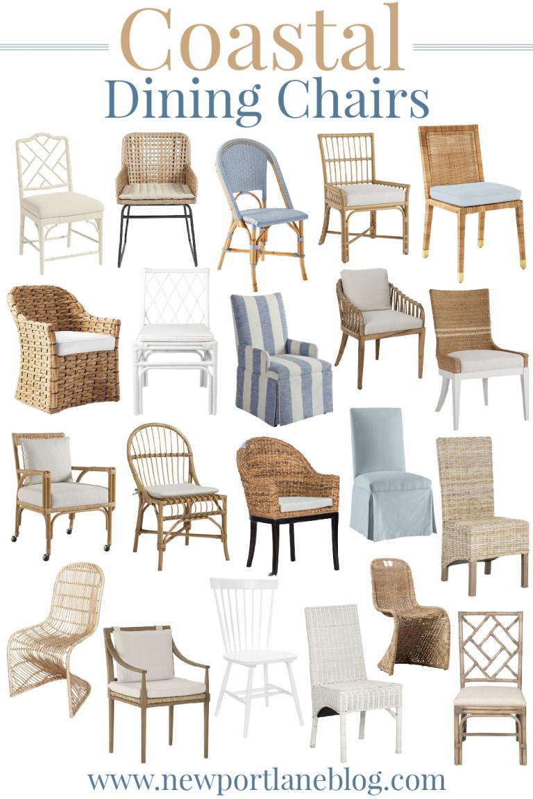 Product Spotlight: Coastal Dining Chairs
