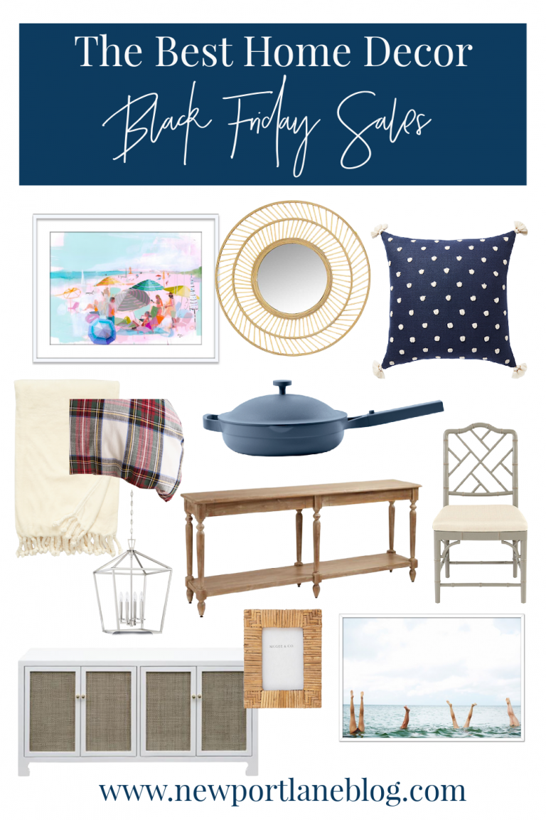 The Best Home Decor Black Friday Sales