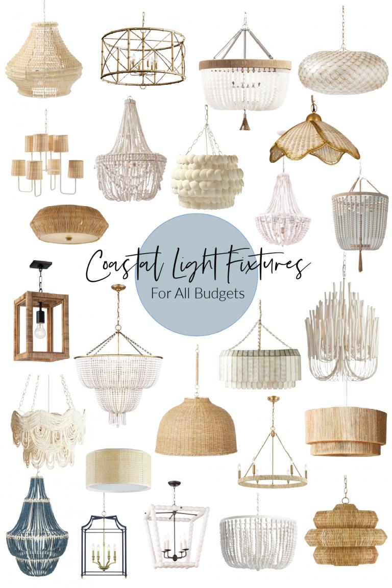 Coastal Light Fixtures for All Budgets