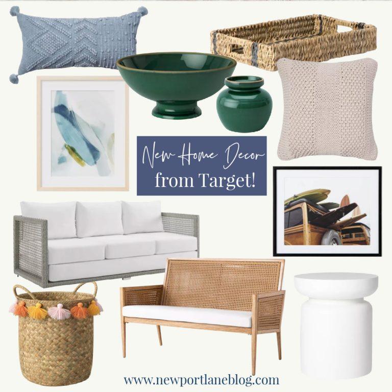 New Target Home Decor