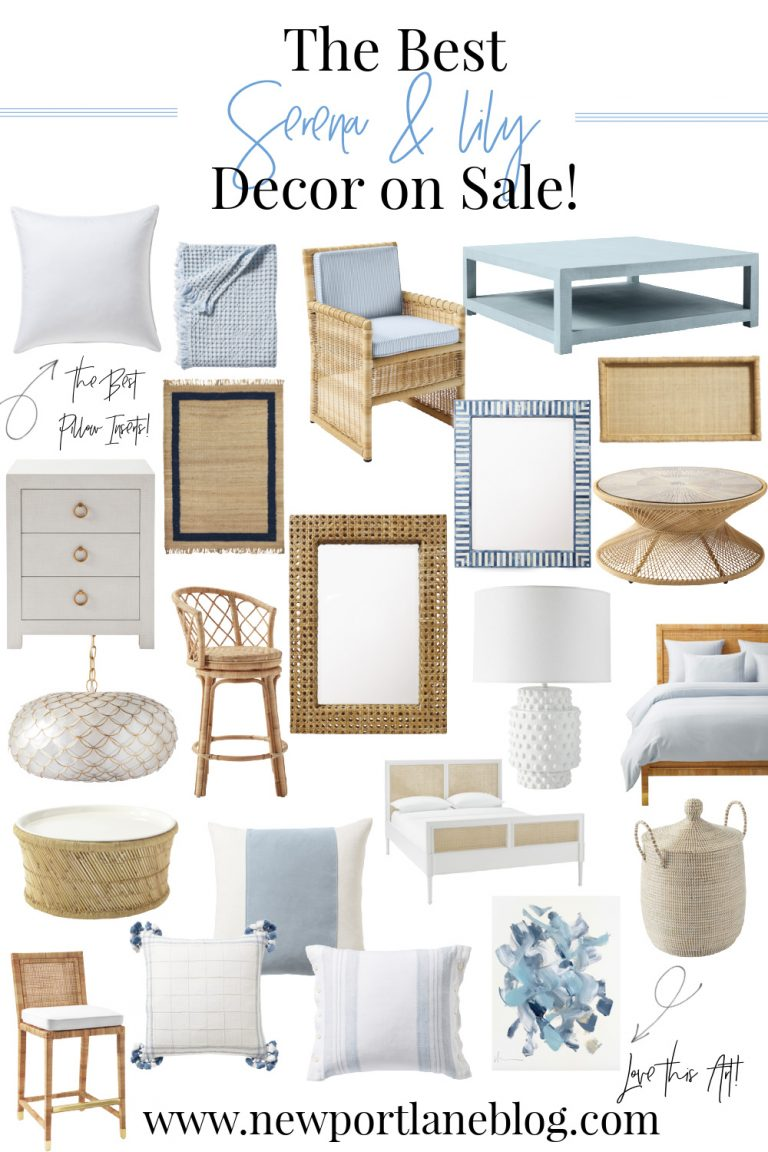 Serena and Lily Spring Sale – All of My Favorite Picks