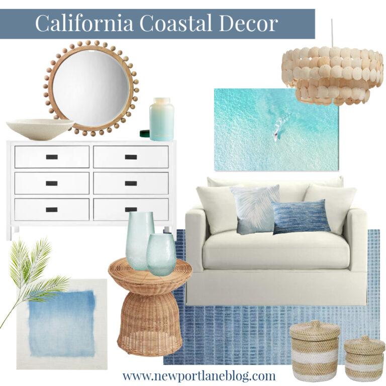 California Coastal Decor